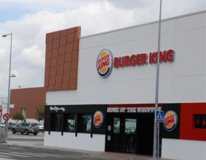 Burger King en Alavera San Juan Parque Comercial