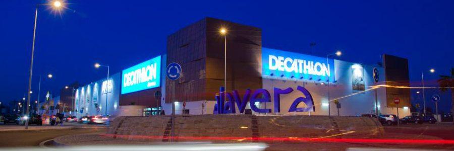 Decathlon Parque comercial Alavera