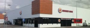Burger King en parque comercial Alavera