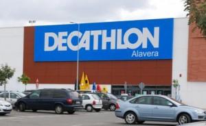 Decathlon en Alavera San Juán