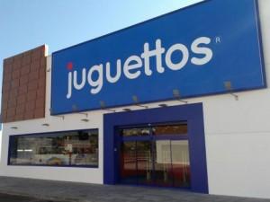 Juguettos en Alavera San Juán.