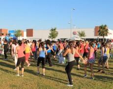 Gran éxito de la Master Class de Bailes Latinos en Alavera