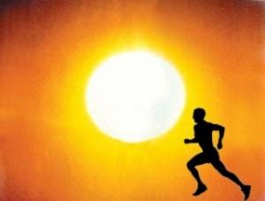 Deporte calor
