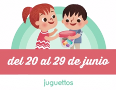 COMPARTE Y RECICLA en Juguettos Alavera