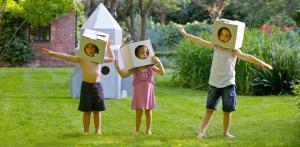 Juguetes para jugar con niños