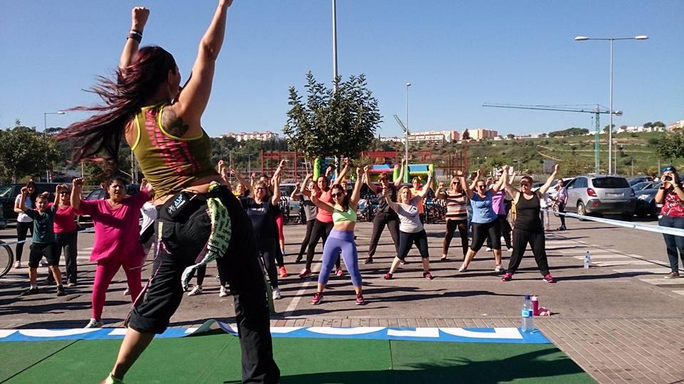 Masterclass Zumba por Body-fit Alavera y Decathlon San Juan de Aznalfarache