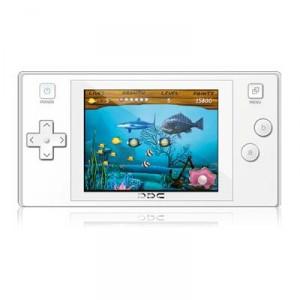 Juguete electrónico: consola con 100 juegos integrados