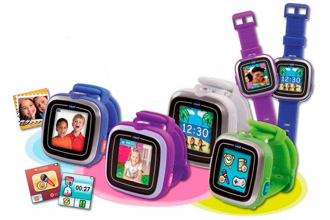 El reloj inteligente de moda para los más pequeños. El juguete electrónico de las Navidades 2015