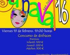 Semana de Carnaval en Alavera