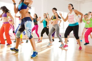 zumba deporte saludable