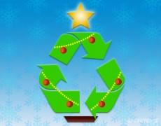 Reciclaje y Solidaridad. Navidad a la vuelta de la esquina.