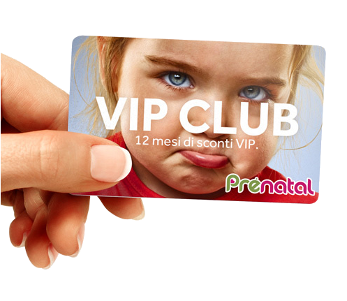VIP PRENATAL CARD