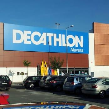 decathlon alavera