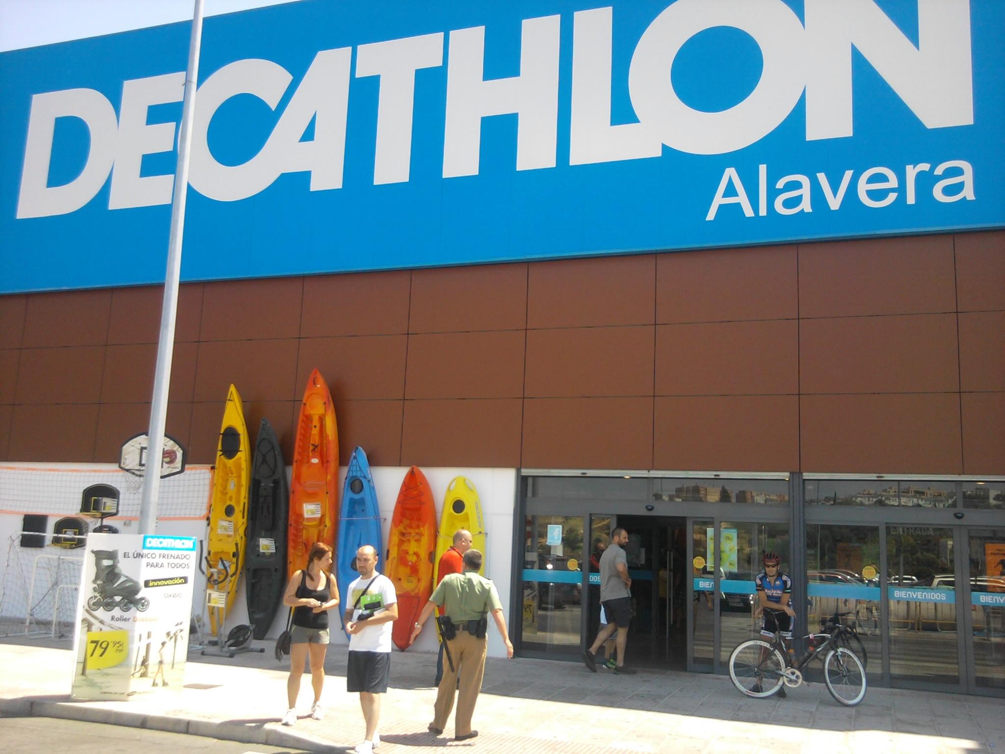 25 años de Decathlon Alavera