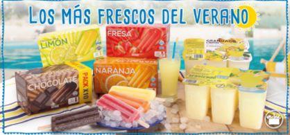 helados para verano mercadona