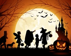 Prepárate que Halloween se acerca