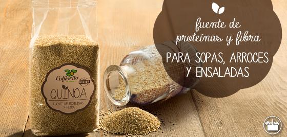 quinoa mercadona seca