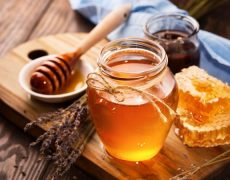 Miel: recuperador natural muscular