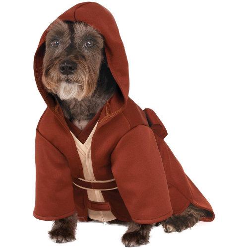 ropa para perros disfraz jedi