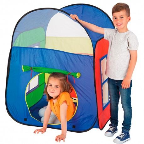 casita de camping para niños del catálogo de primavera 2019