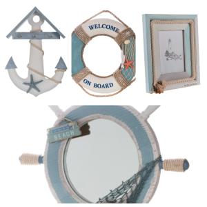 Náutico y los estilos de decoración