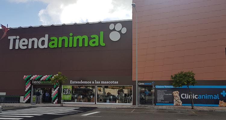 tiendanimal centro comercial alavera