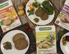 Productos veganos y vegetarianos en Mercadona