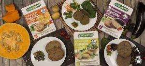 productos vegetarianos y veganos en Mercadona