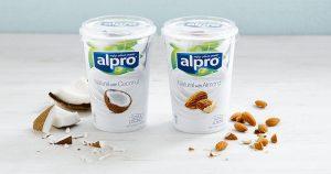 yogures productos veganos y vegetarianos mercadona