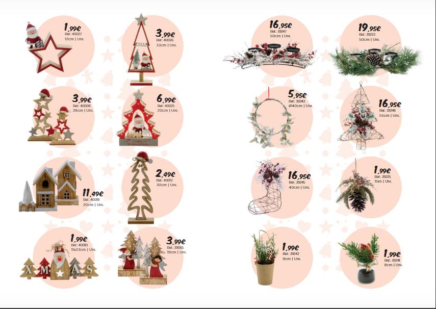 decoraciones navidad alavera