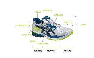 buen calzado deportivo