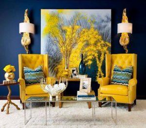 tendencias decoración hogar color classic blue
