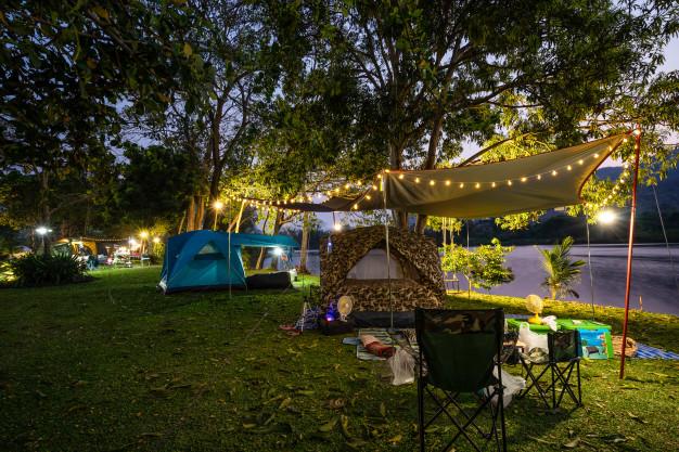Elementos que son necesarios tener en la aventura de acampar
