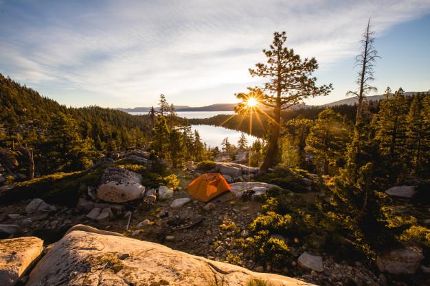 Camping para ir con niños: una oportunidad para disfrutar de la naturaleza