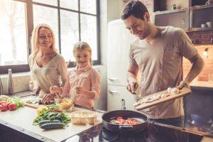 Actividades dentro de casa en familia
