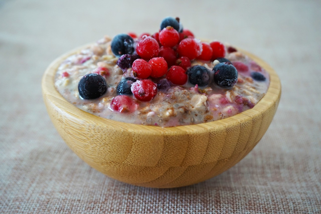 porridge avena