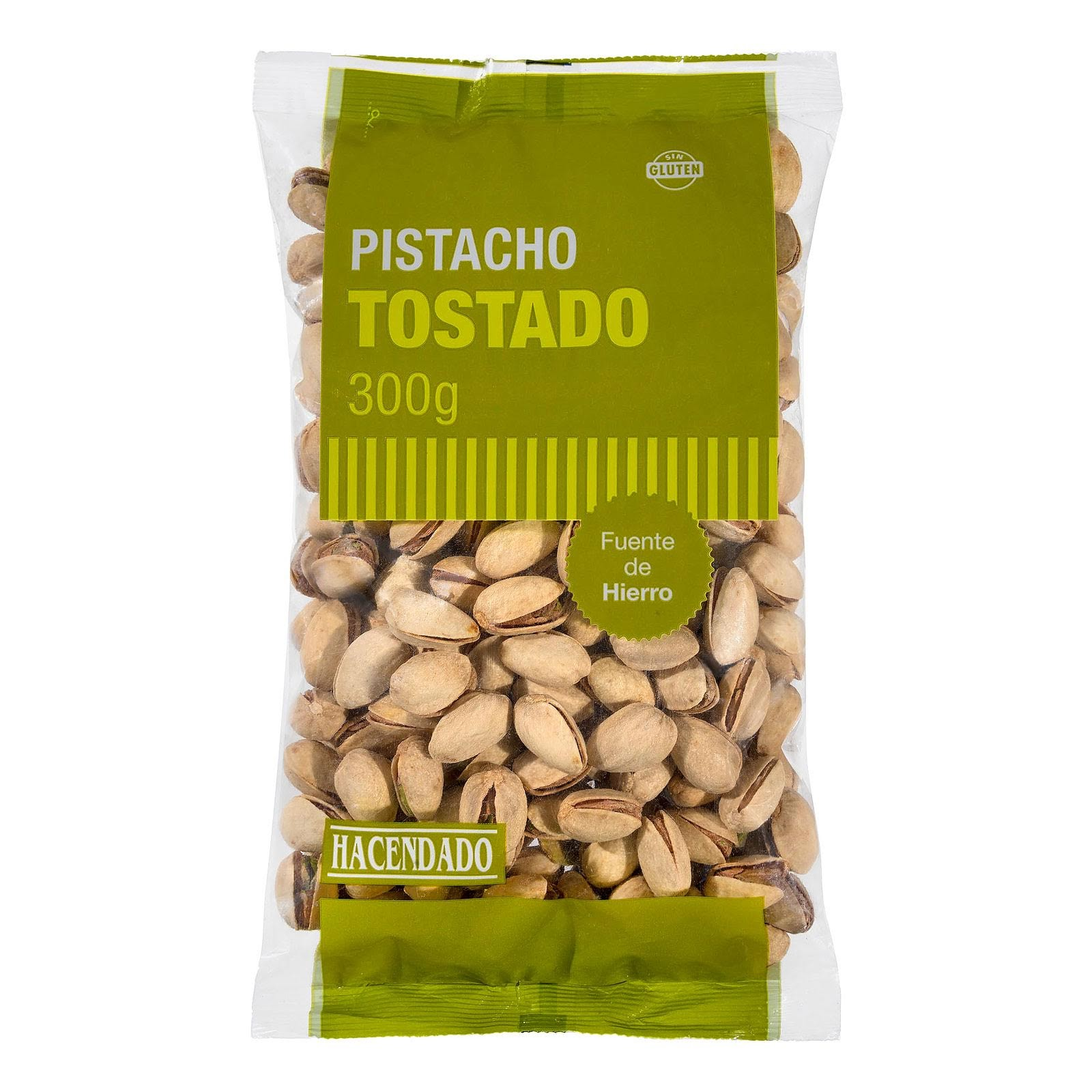 pistachos  real fooding